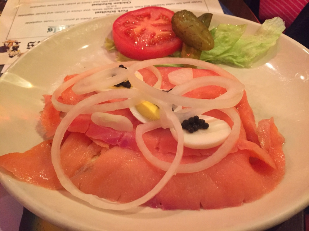 Brauhaus Salmon Chicago 2017