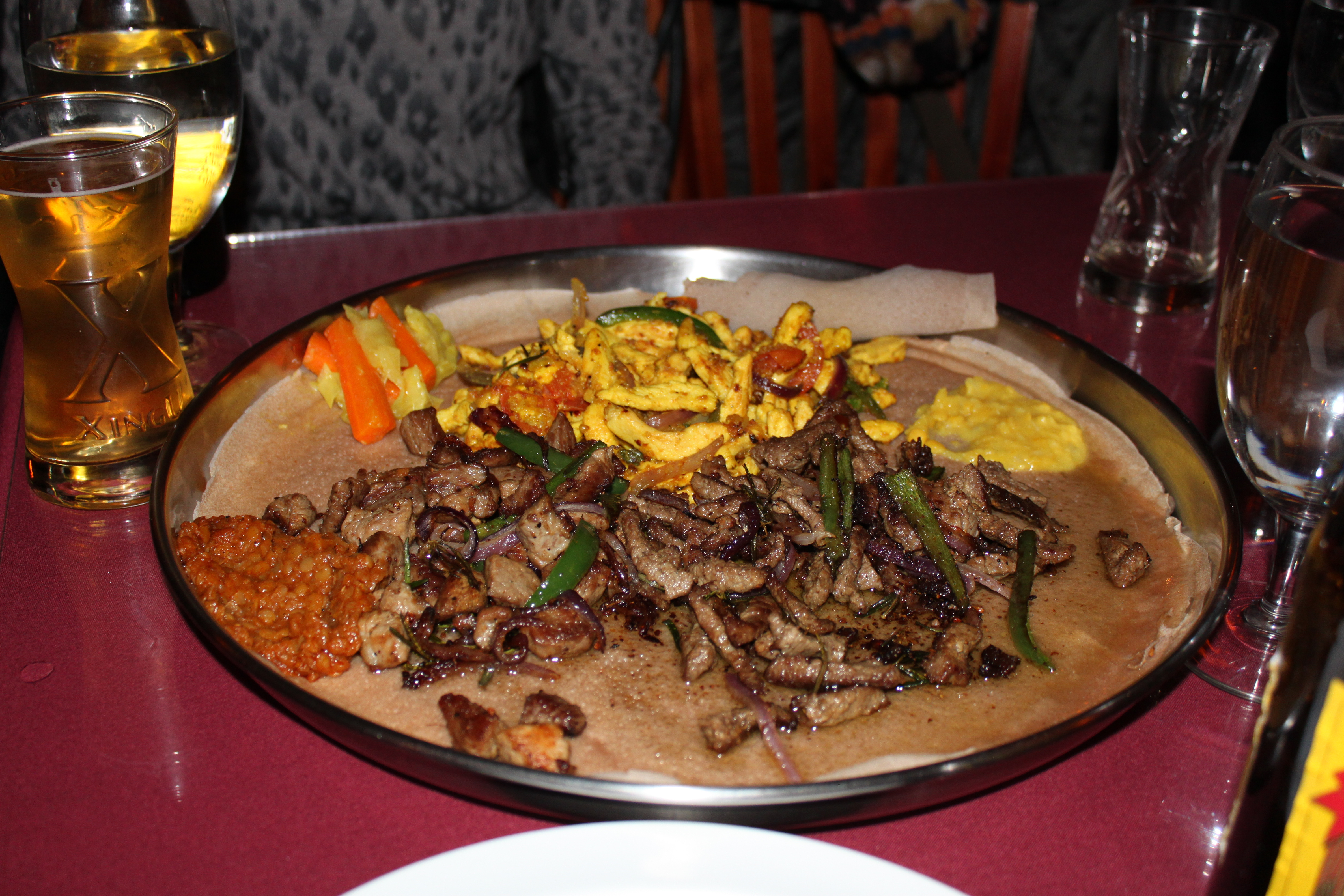 Do You Like to Eat with Your Hands? – Abyssinia Ethiopian