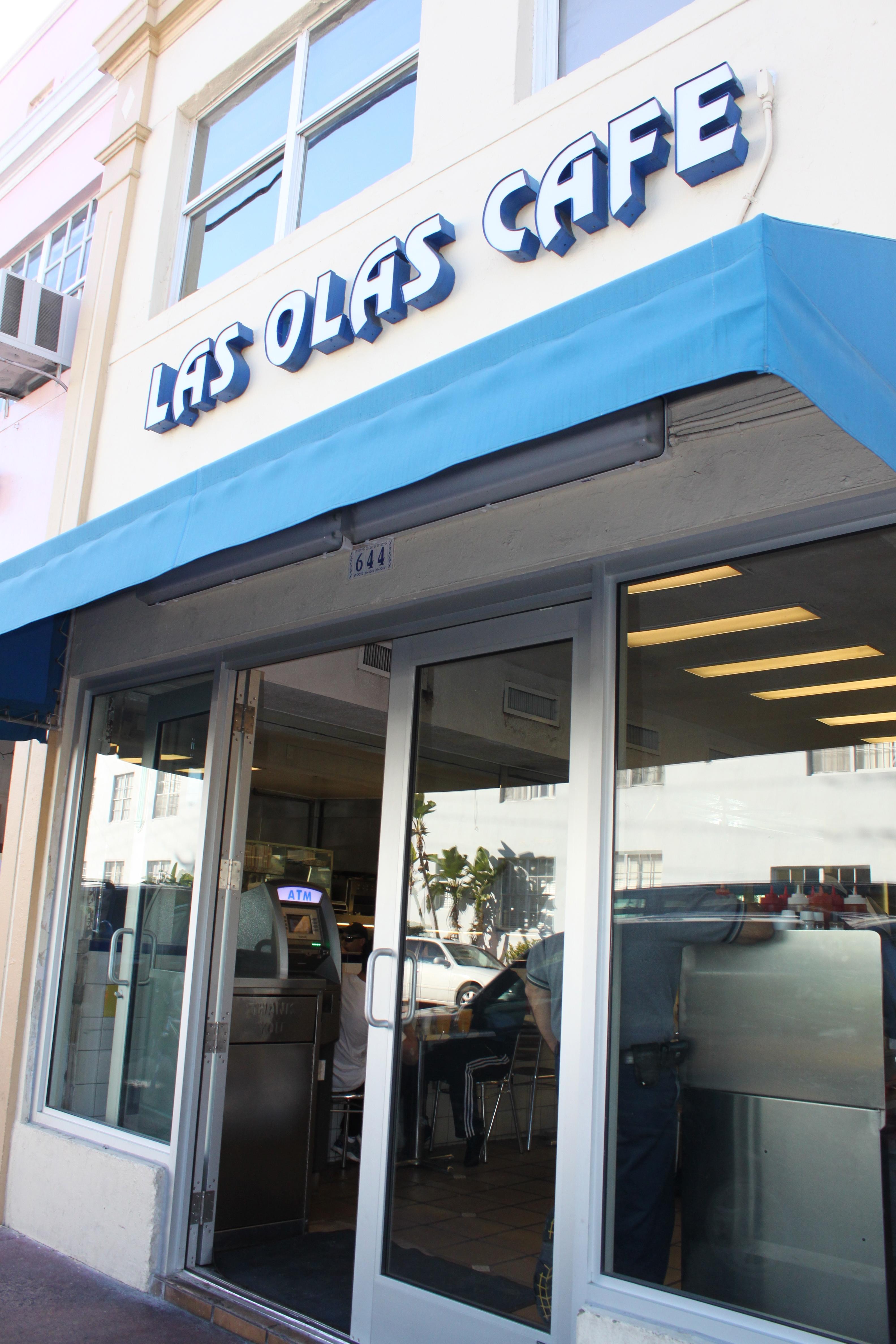 Las Olas Cafe South Beach