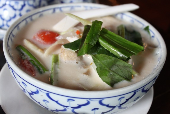Ban Khun Mae Bangkok Chicken Coconut Milk