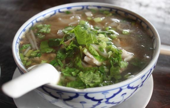 Ban Khun Mae Bangkok Chicken Soup