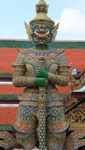 Bangkok Grand Palace Yak