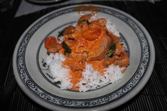 Thiptara Peninsula Bangkok Food 2