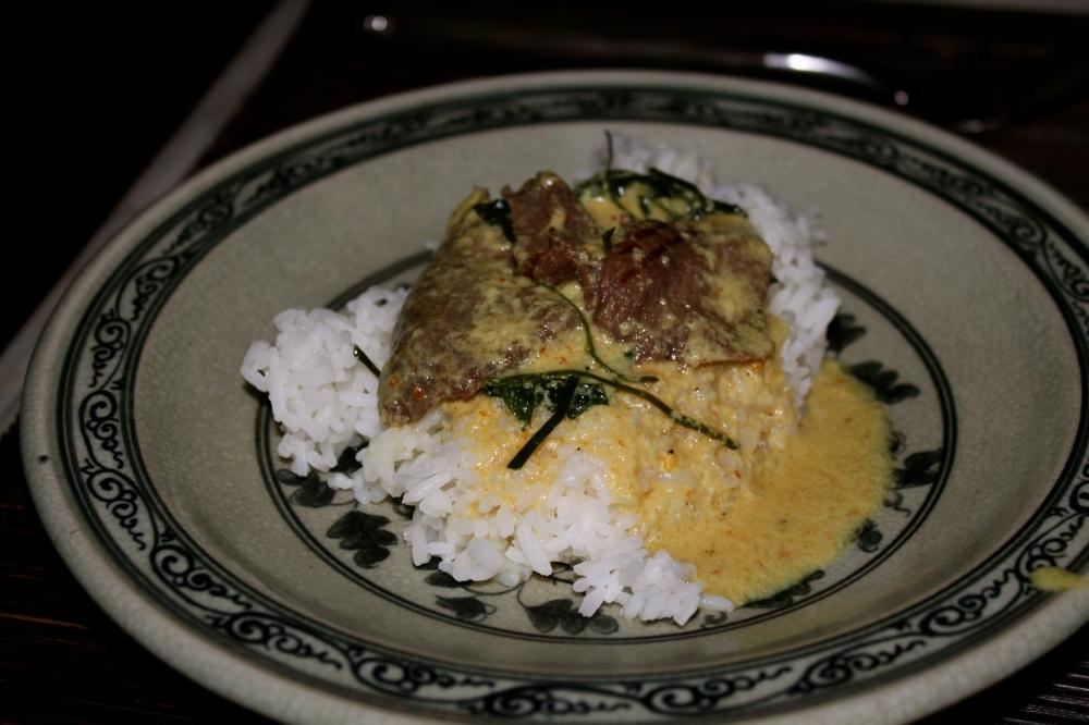 Thiptara Peninsula Bangkok Food