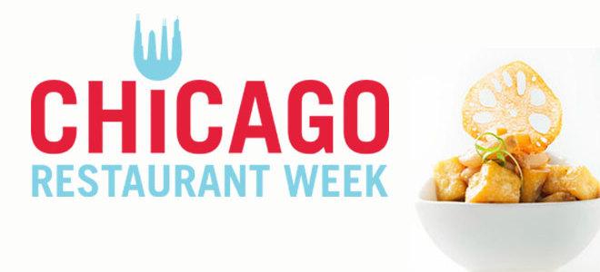 Chicago Restaurant Week 2013