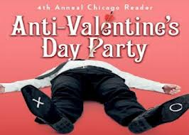 Chicago Reader Anti-Valentine's Day Party