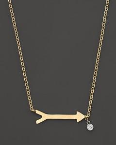 Meira T Arrow Necklace