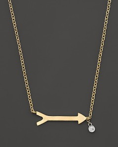 Meira T Arrow Necklace