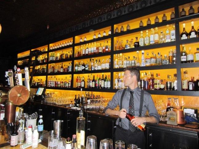 The Amory Club Bar