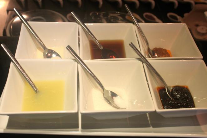 Tom Yum Goong Sauces