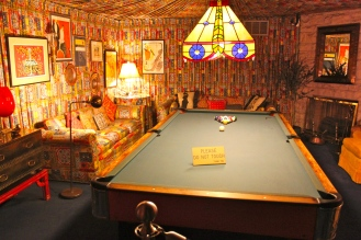 Graceland Billard Room