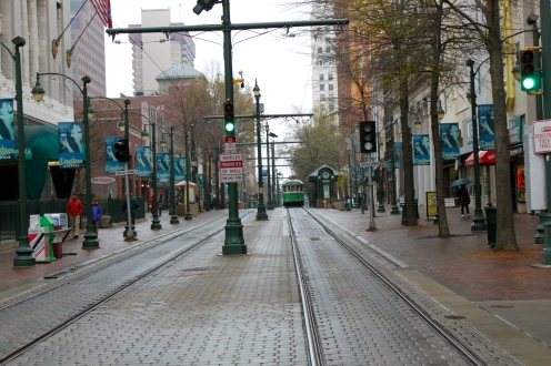 Memphis Downtown