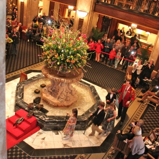 The Peabody Ducks