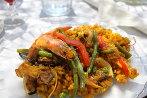Day 5 Sa Foradada Paella Close Up