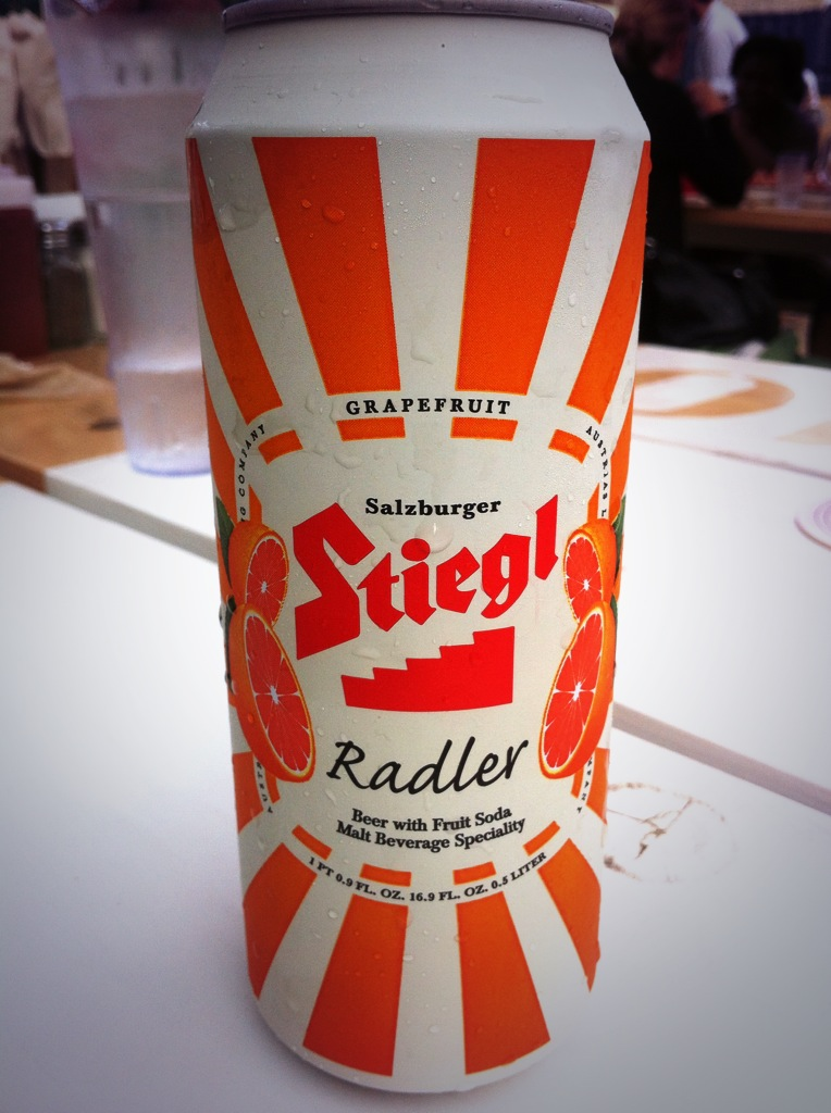 Parson's Chicken & Fish Radler