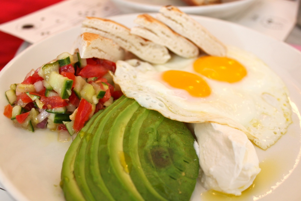 Jack's Wife Freda Mediterranean Breakfast