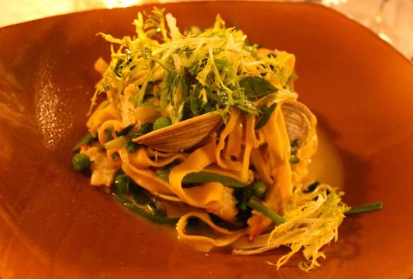 Mamma Maria Clam & Crab Pasta