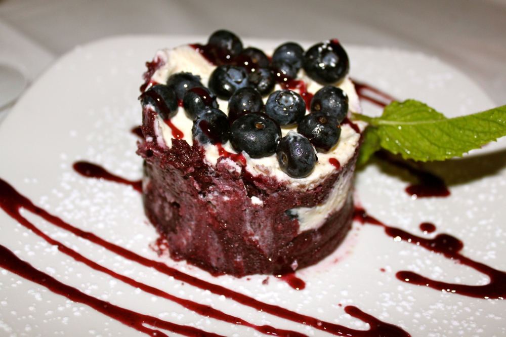 Momma Maria Blueberry Tiramisu