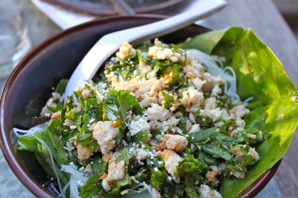 Myers and Chang Thai Ginger Chicken Salad
