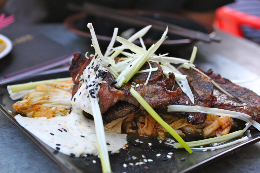 Myers and Change Grilled Kalbi Short Ribs