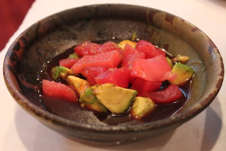 Sushi Seki Maguro Avocado
