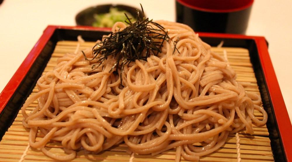 Sushi Seki Zaru Soba