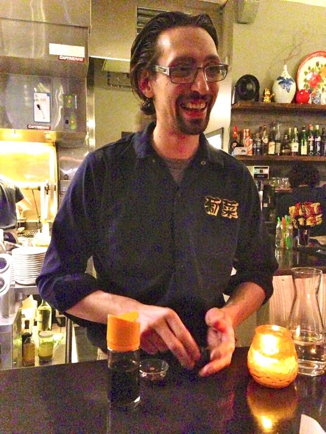 Fat Rice Chef Abraham Conlon