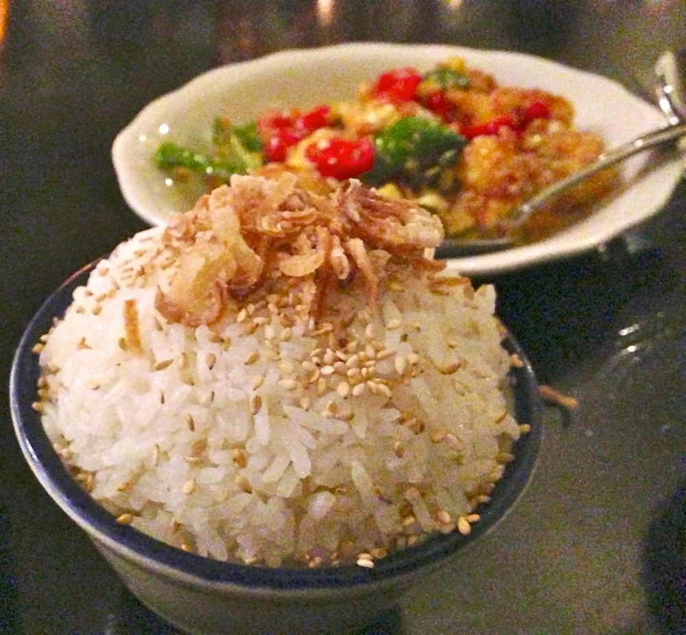 Fat Rice Coconut Rice