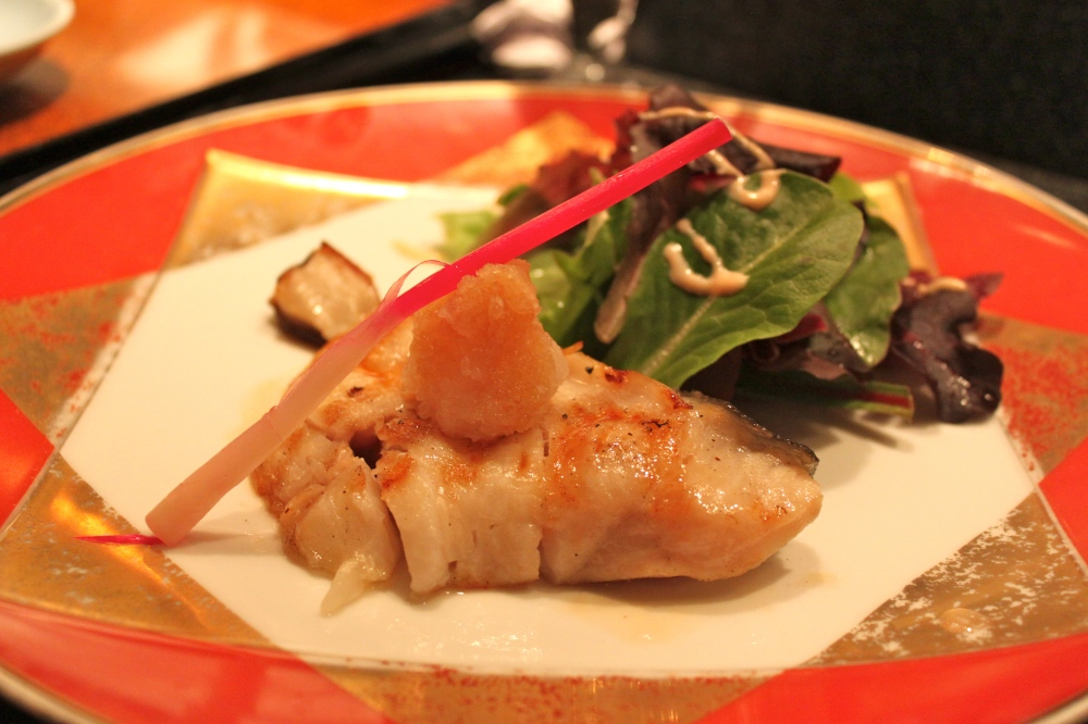 Katsu Grilled Silver Codfish