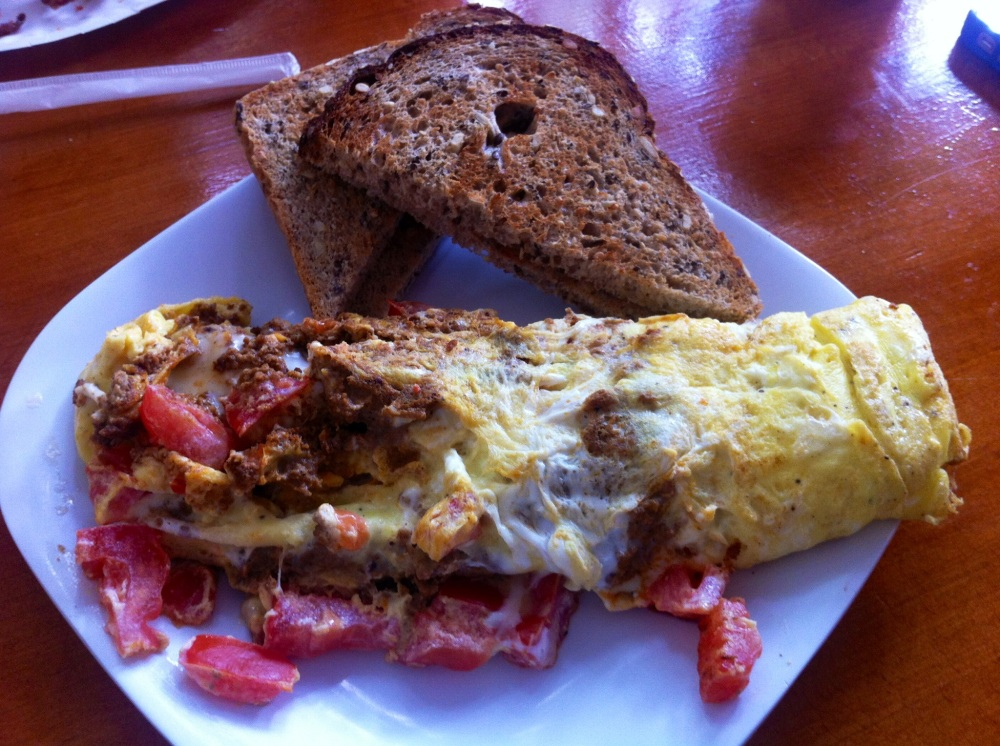 Mike & Patty's Omellete