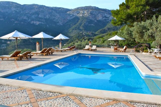 Sa Pedrissa Pool & Mountains