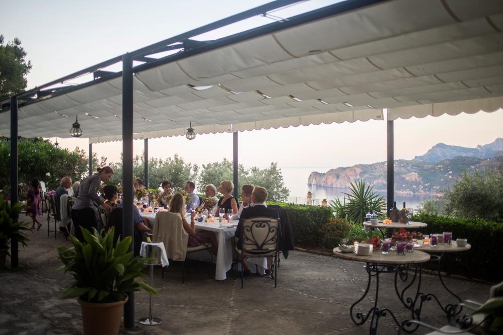 Sa Pedrissa Terrace