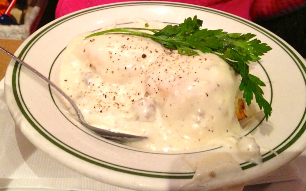 Tweet Mary Lou Zelazny's Biscuits & Gravy