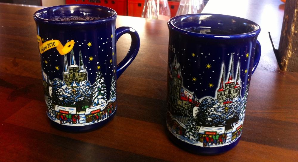 Erfurt's Christmas Market Mugs