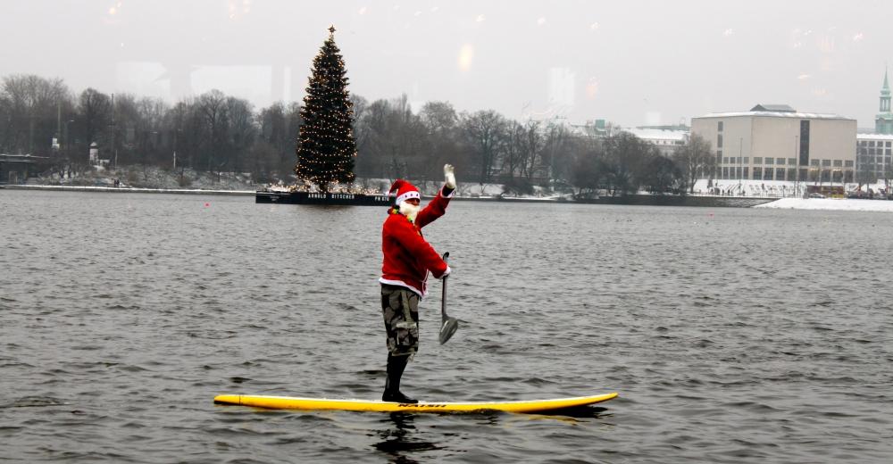 Hamburg Santa