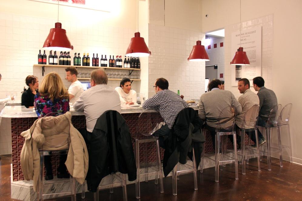 Eataly Chicago Bar