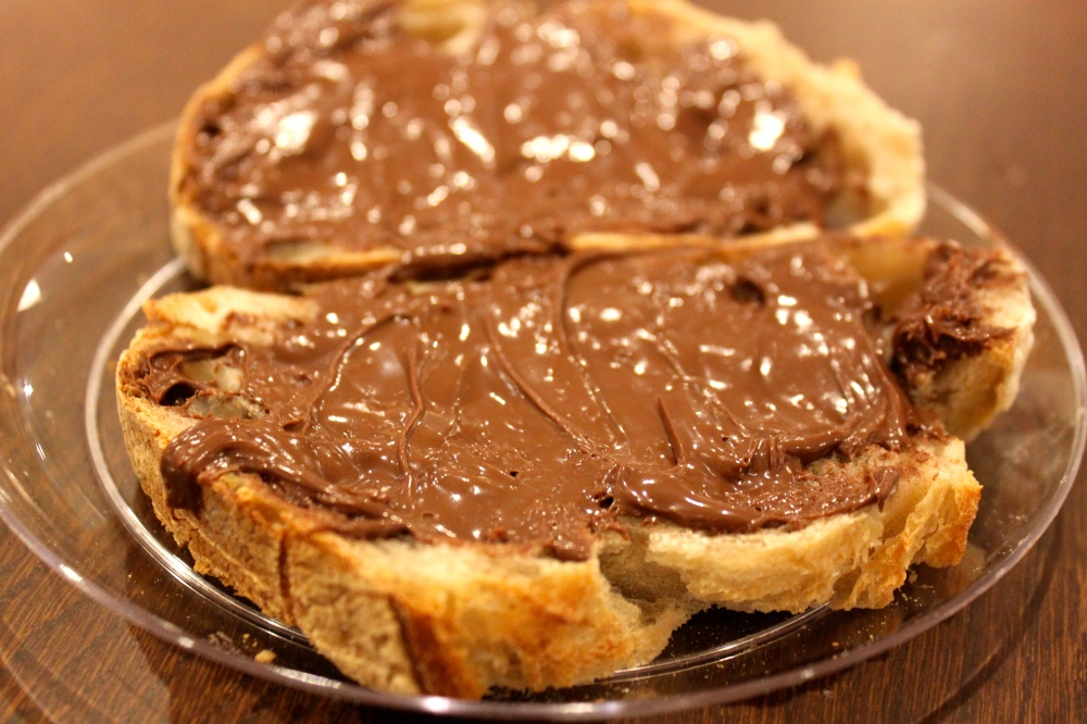 Eataly Chicago Nutella