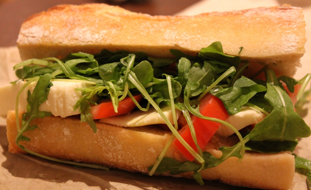Eataly Chicago Panini