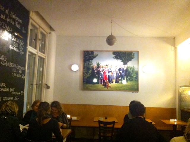 MÄDCHENITALIENER Dining Room