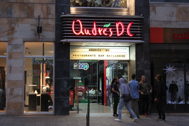 Andres DC Sign