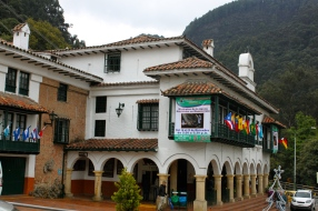 Base of Monserrate