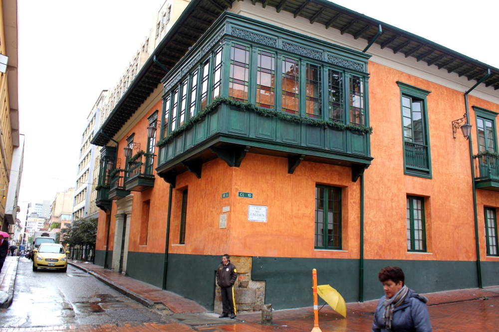 Bogotá Candelaria 1