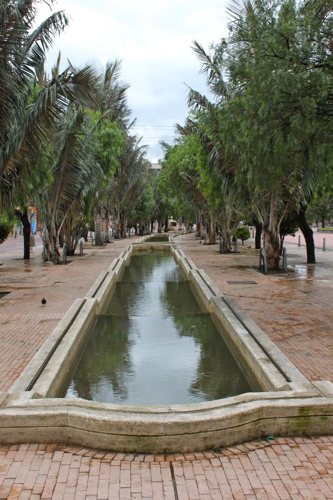 Bogotá Reflecting Pools