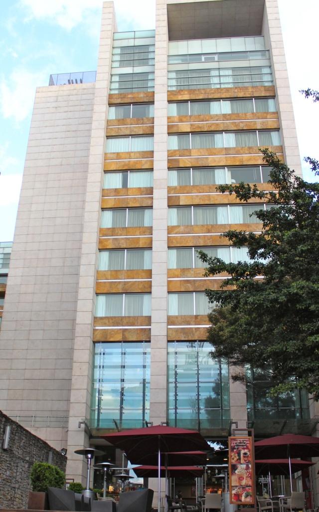 JW Marriott Bogota Building