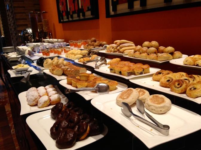 JW Marriott Bogotá Breads
