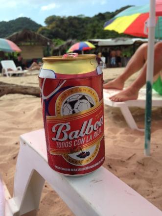 Balboa Cerveza Taboga Island