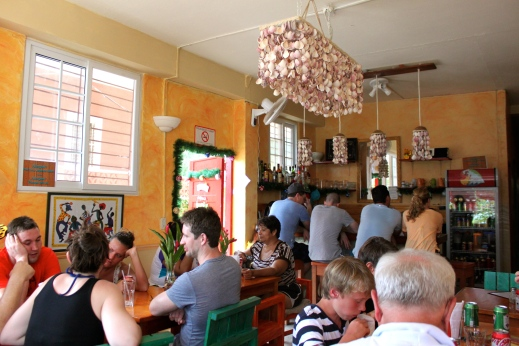 Calaloo Dining Room