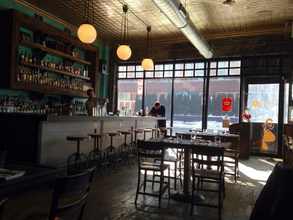 La Sirena Clandestina Dining Room