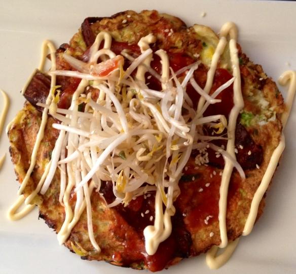 La Sirena Clandestina Okonomiyaki