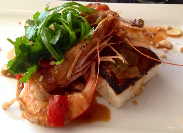 La Sirena Clandestina Shrimp Baiano
